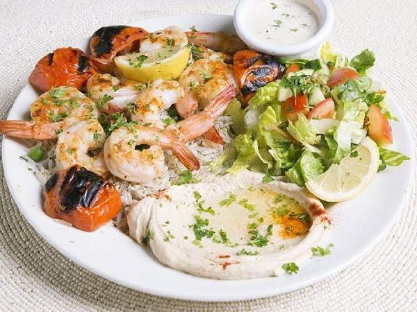 Grilled Jumbo Shrimp
