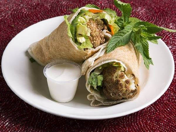 Veggie Cauliflower (pita or wrap)