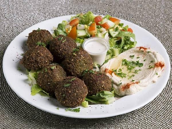 Veggie Falafel