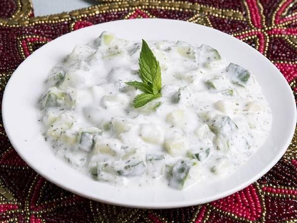 Yogurt Cucumber